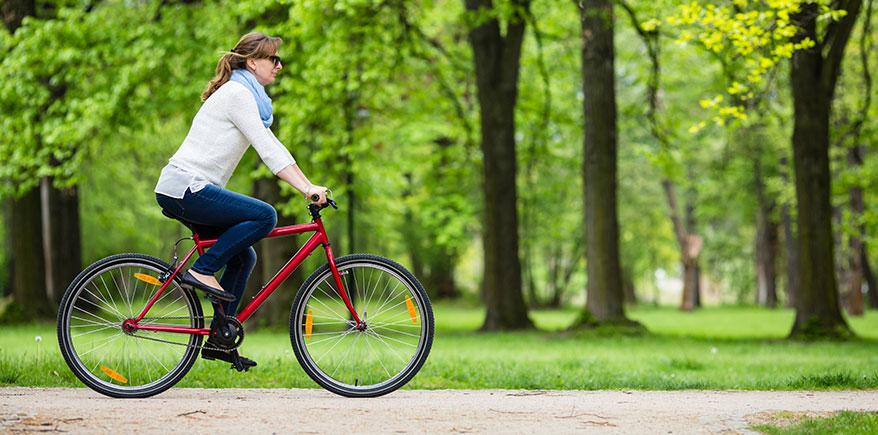 Damcykel – hur och var använder du din?